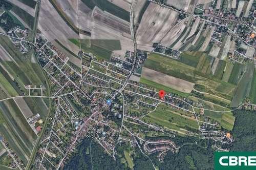 Wohnbaugrundstück & Einfamilienhaus in Bisamberg