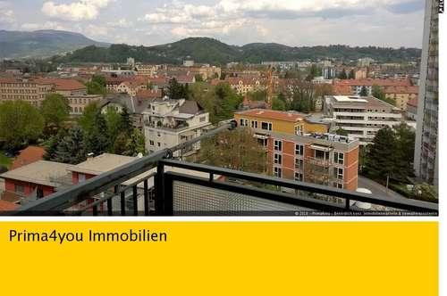 Helle und großzügige Wohnung nahe AVL-Graz