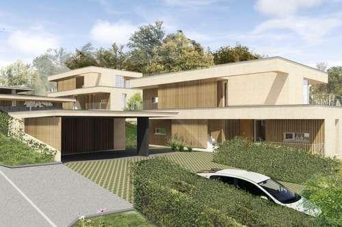Helle und sonnige Neubau-Maisonette in Toplage in Lannach