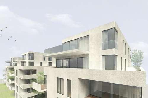 Neubauprojekt in Eggenberg -- 2 Zimmerwohnung - Provisionsfrei für den Käufer!