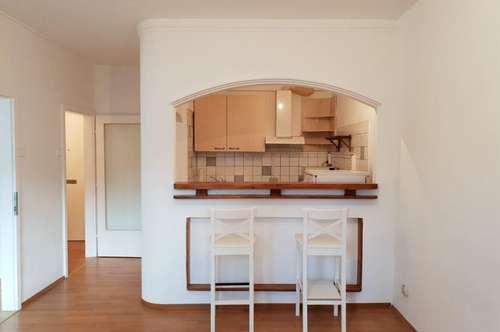2-Zimmer Wohnung in einer ruhigen Gegend in Gösting