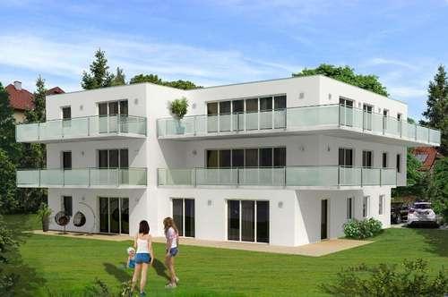 NEUBAU - SONNIGE Terrassenwohnung- SÜD_WEST