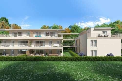 Wohnanlage Seestraße 4-Zimmer Gartenwohnung