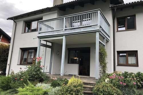 Wohnung mit schönem Garten, Garage, Keller zu vermieten!