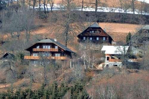 Mehrfamilienwohnhaus in unberührter Natur