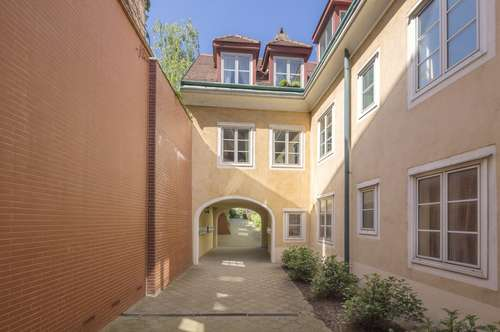 Wunderbare Dachgeschoß-Maisonette-Wohnung in Ruhelage!