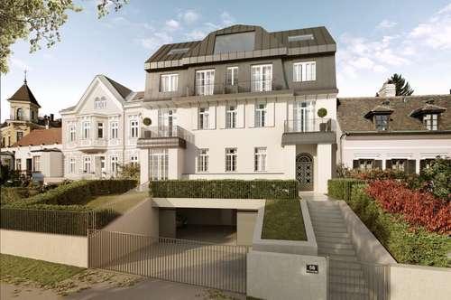 Exklusives Penthouse direkt am Pötzleinsdorfer Schlosspark