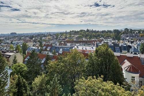 Penthouse-Loft mit atemberaubendem Blick über Wien!