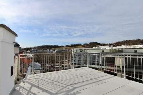 Terrassenwohnung mit schönem Ausblick in Ober St. Veit!