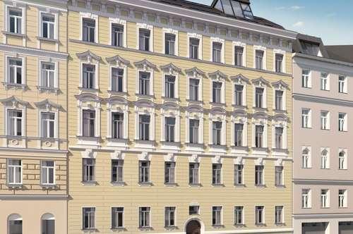 ERSTBEZUG: Dachgeschosswohnung mit gutem Grundriss in Toplage