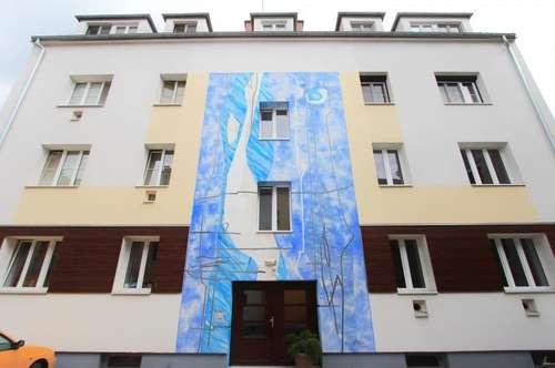 EUM - Innenstadtlage! Ruhige 3-Zimmer-Dachgeschoß-Wohnung