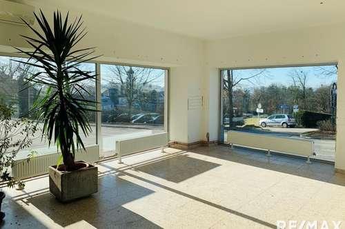 Gut frequentiertes Geschäftslokal in Hagenberg !!! 7€/m² !!!
