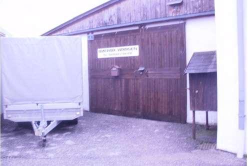 Lagerhalle in Gross-Rust bei Obritzberg