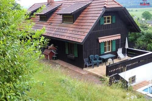 Kärntner Landhaus in Steindorf, Ossiacher See