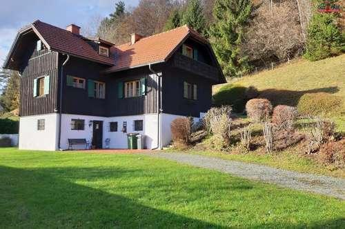 VERKAUFT! Kärntner Wohlfühlhaus in Steindorf/Ossiacher See zum Traumpreis