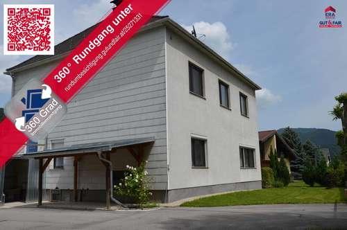 RESERVIERT! Zweifamilienhaus in Pernitz