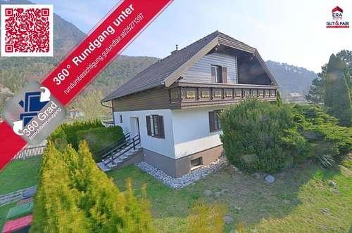 RESERVIERT! Einfamilienhaus in Reichenau an der Rax