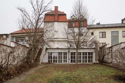 Wohnhaus mit Praxismöglichkeit im Ortskern von Neusiedl am See