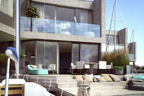 Seehaus Hafenstimmung - SEH 04 Fertigstellung JUNI 2019