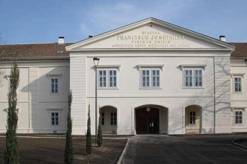 Schloss Neusiedl - Wohnung 1.26, DG mit Loggia