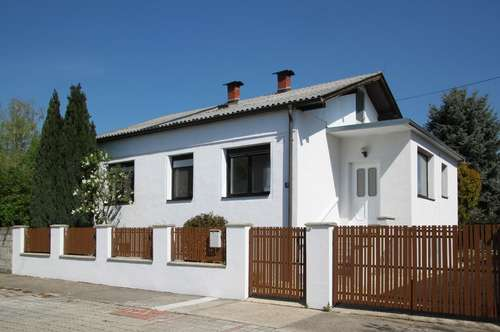 Komplett renoviertes Wohnhaus in Gols
