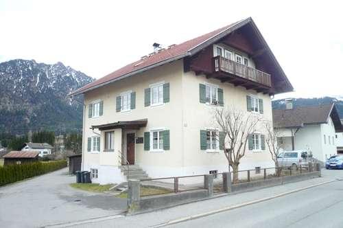Mehrfamilienhaus in Reutte