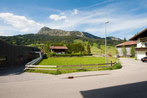 2 Zi.- Mietwohnung in Tannheim/Tirol