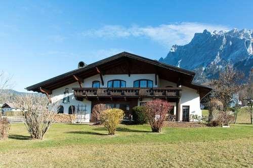 Einzigartige Dachgeschosswohnung zum Mieten in Ehrwald