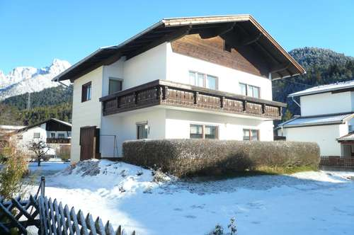 Schönes geräumiges Einfamilienhaus in Reutte