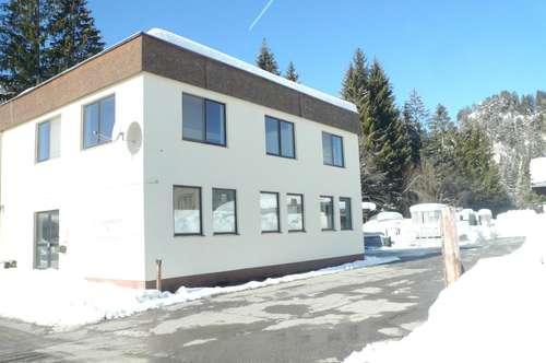 Betriebsgelände, Werkstatt, Wohnung in Lechaschau