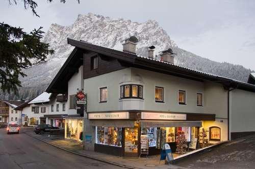 Wohn- und Geschäftshaus im Zentrum von Ehrwald