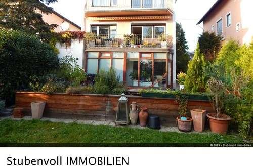Terrassenwohnung mit Eigengarten - Grün-Ruhelage