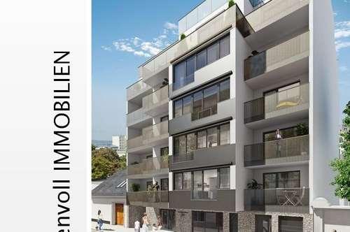 Tiefgaragenplätze nähe U1 Kagraner Platz - im Neubau daher breiter und länger