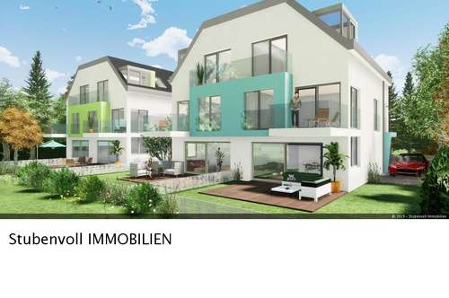 Doppelhäuser nähe Mühwasser und Donau - Erstbezug Herbst 2020