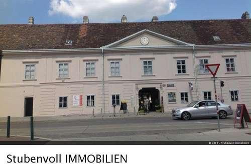 Schloß Essling - Branchenfreies Geschäftslokal mit großem Garten im Innenhof - Miete inkl. Heizung