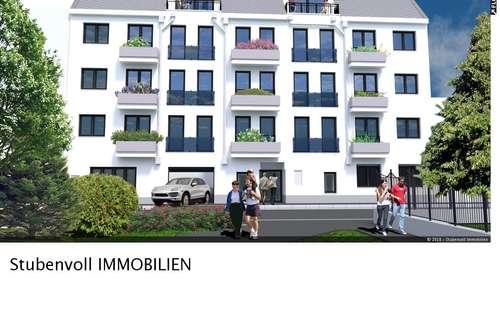 """Neubau """"Wohnen am Schubertpark"""" Top 3"""
