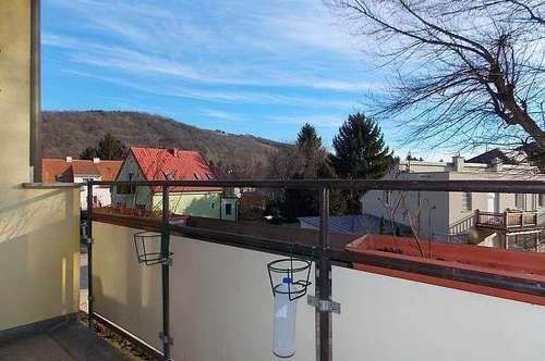 2103 Langenzersdorf: Freundliche 3-Zimmerwohnung - Loggia - Grünblick – PKW-Stellplatz optional