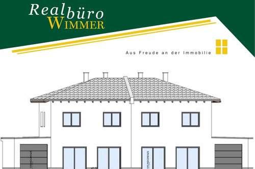Hochwertige Doppelhaushälften - Fertigstellung Herbst 2019