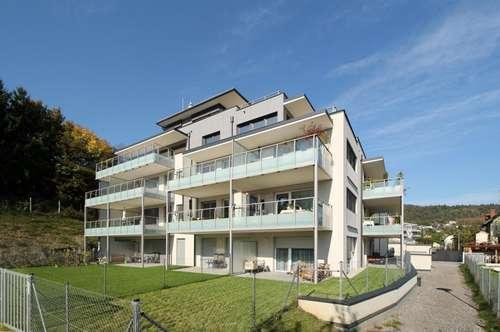 Penthouse mit zwei Terrassen in Krumpendorf am Wörthersee