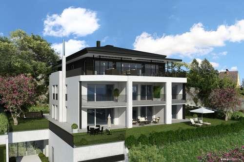 4-Zimmer-Familienwohnung mit Garten - Villen St. Martin - Kreuzbergl am Lönsweg