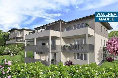 3-Zimmer-Wohnung mit Panoramablick im 1. OG - Sunshine Emmersdorf II