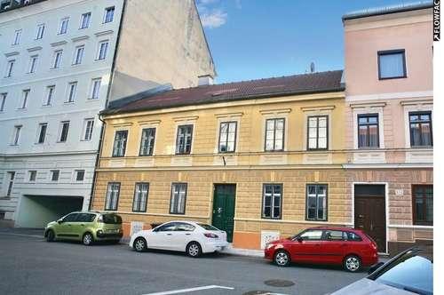 Anlageobjekt: Charmantes Stadthaus mit 4 Wohneinheiten und entzückendem Garten