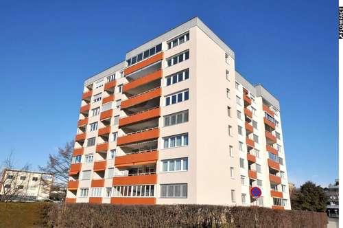 Dreizimmerwohnung mit Loggia Nähe Klinikum