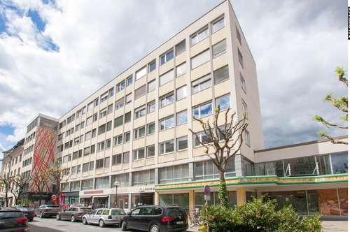 Büro-, Kanzleiräumlichkeiten in der Innenstadt