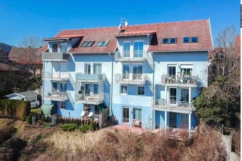 Sonnige Dreizimmer-Dachgeschosswohnung in Völkermarkt