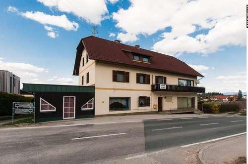 Wohn- und Geschäftshaus in Stein im Jauntal