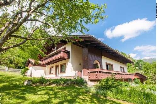 RESERVIERT !! Bungalow mit schönem Obstgarten in Bad Eisenkappel