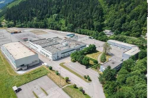 Industrieliegenschaft in Wietersdorf