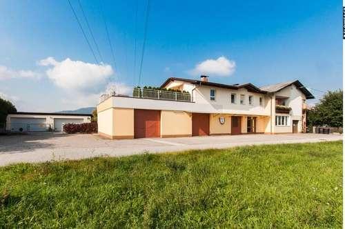 Wohn- und Geschäftshaus in Klagenfurt-Viktring