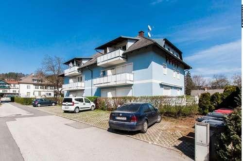 Zweizimmerwohnung im Ortszentrum von Krumpendorf